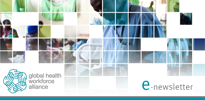 E-Newslettter Global Health Workforce Alliance