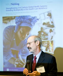 'Strengthening 21st Century Global Health Systems: Investing Strategically in the Health Care Workforce', Global Summit, New York City, USA - 13 October 2011