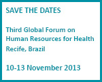 Third Global Forum on HRH