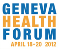 Geneva Health Forum 2012